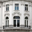 Stock Photo: Viennise facade