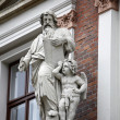 Stock Photo: St.Matthew Evangelist