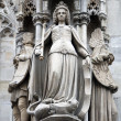 Statue of Saint — Stock Photo