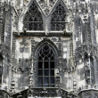 Stock Photo: Exterior detail from Stephansdom cathedral - Vienna, Austria.