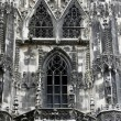Exterior detail from Stephansdom cathedral - Vienna, Austria. — Stock Photo #10506477
