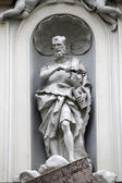St. Peter the Apostle — Stock Photo