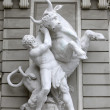 Stock Photo: Hercules fighting CretBull, Hofburg, Vienna