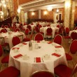 Stock Photo: Austrirestaurant with traditional interior