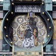 Famous Jugendstil Ankeruhr in Vienna — Stock Photo #10517777