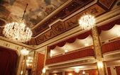 Teatr stary — Zdjęcie stockowe