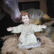 Stock Photo: Nativity Scene from Viennsquare