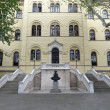 University of Zagreb, Croatia — Foto Stock
