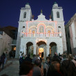 Stock Photo: Church of Jesus' first miracle. Cana, Israel