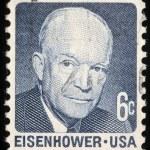 Dwight David Eisenhower, President of US, 1953-61 — Stock Photo #10626175