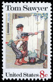Tom Sawyer — Stock Photo