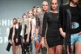 Settimana della moda di zagabria — Foto Stock
