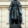 Statue of Charles IV in Prague, Czech Republic — Stock Photo