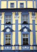 Fasada praga — Zdjęcie stockowe