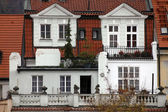 Prague facade — Stock fotografie