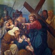 8th Stations of the Cross - 图库照片