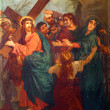 4th Stations of the Cross — Stock Photo #8976715