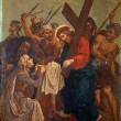 6th Stations of the Cross - Stock Photo