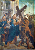 2nd Stations of the Cross — Stockfoto