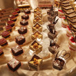 Wedding sweets — Stock Photo #9185520