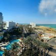 Stock Photo: Hotels on Dead Secoast, Israel