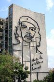Che Guevara in Havana, Cuba — Stock Photo