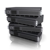 Server unit — Stock Photo