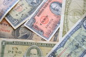 Old cuban money — Stock Photo