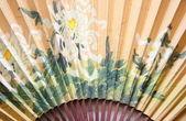 Oriental fan — Stock Photo