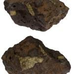 Vulcanic stones — Stock Photo
