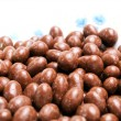 Chocolate balls - Stock fotografie