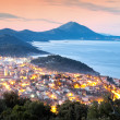 Evening Losinj - Stockfoto