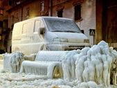 Frozen Europe — Stock Photo