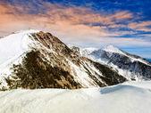 Sunny Alps — Stock Photo
