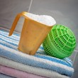 Washing tools — Stock Photo #9761341