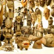 African handicraft - Stock Photo