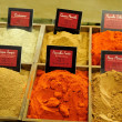 Colored spices - Stock Photo