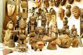Africké řemesel — Stock fotografie