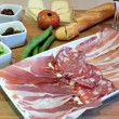 Tuscan Tagliere — Stock Photo