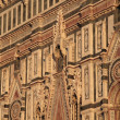 Detail of the Florence&#039;s Dome - Stock Photo