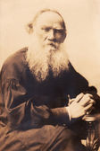 Lev Tolstoy — Stock Photo