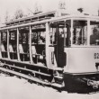 Old tram — Stock Photo #10572536