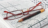 Sudoku game. — Stock Photo