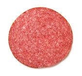 Piece of sausage. — Stock Photo