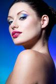 Beauty closeup — Stock Photo