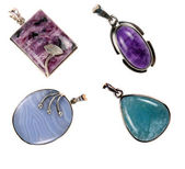 Pendants Set 1 — Stock Photo
