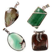 Pendants Set 2 — Stock Photo