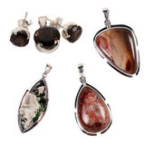 Pendants Set 3 — Stock Photo