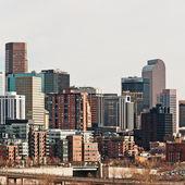 Denver Colorado Downtown Area — Stockfoto