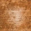 Rough Burlap Fabric — Stock Photo